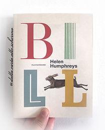 RECENSIONE: Bill (Helen Humphreys)
