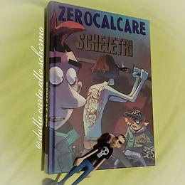RECENSIONE: Scheletri (Zerocalcare)