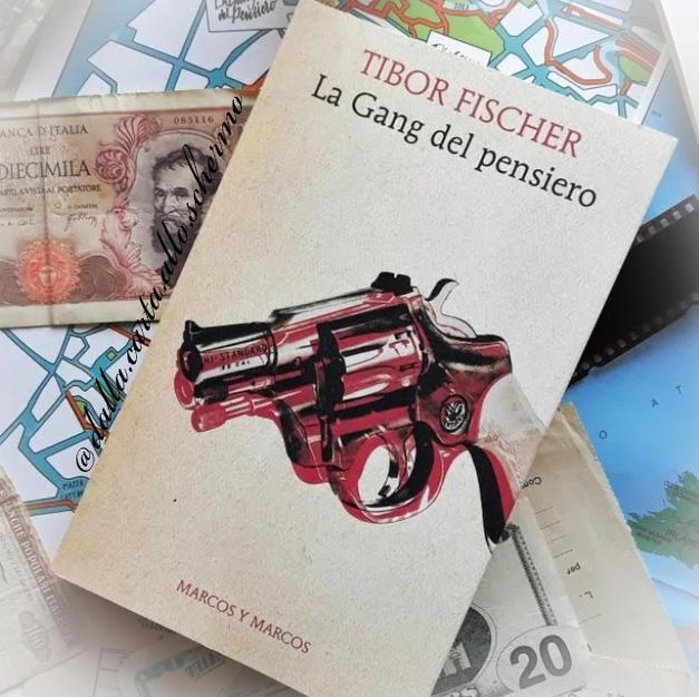 RECENSIONE: La gang del pensiero (Tibor Fischer)