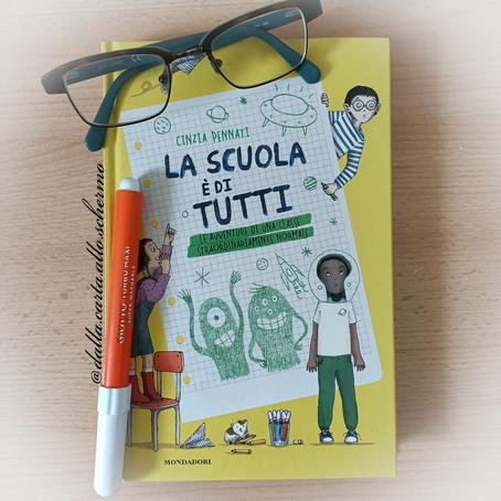 RECENSIONE: La scuola è di tutti (Cinzia Pennati)