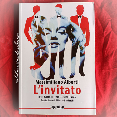 RECENSIONE: L' invitato (Massimiliano Alberti)