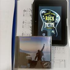 RECENSIONE: La grande storia del rock e del metal a fumetti (Enzo Rizzi)