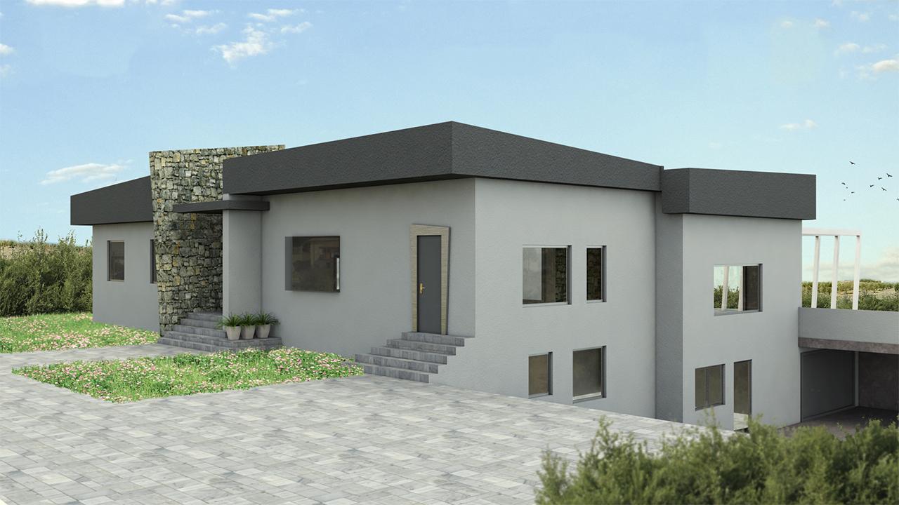 rendering 3d casa 1