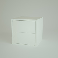 Render 3D Cubo