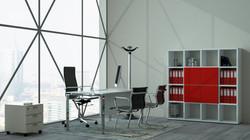 Render 3D Ufficio Medico