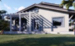 Render 3D casa