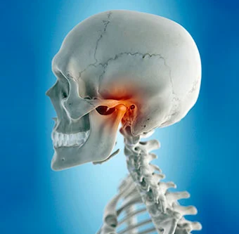 TMJ - One of the smallest joints packing the biggest punch.