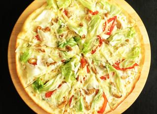 Новинки-пицца Цезарь