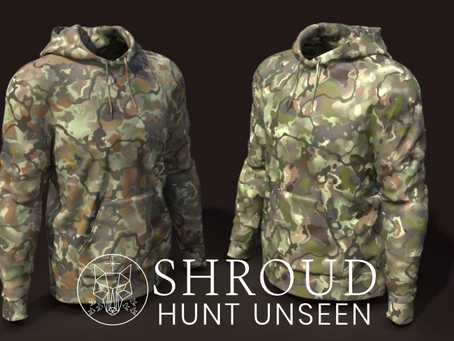 What is Shroud Camo?