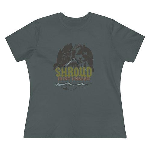 Shroud Camo Women's Skunk'd T-Shirt