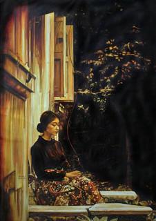 Painting by Dhiraj Khandelwal