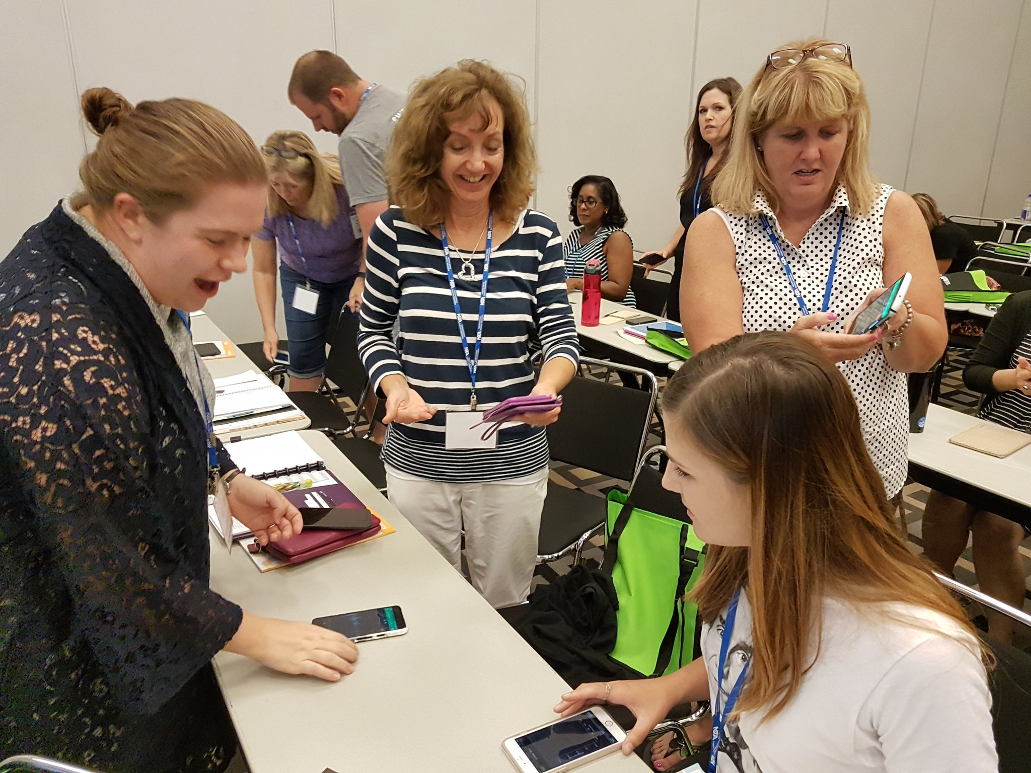 NSTA Smartphone Science Workshop