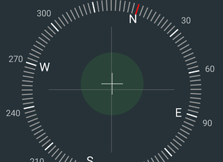 Compass Calibration & Earth's Changing Magnetic Field