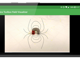 Building an AR Magnetic Field Visualizer—The Vision and Challenges