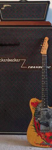 Rickenbacker Transonic amp. and Dragon