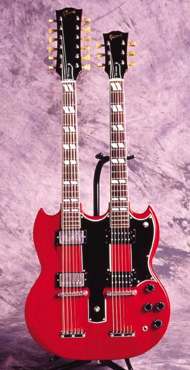 Gibson  EDS-1275  Double Neck