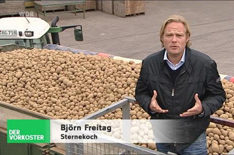 Björn Freitag - Der Vorkoster