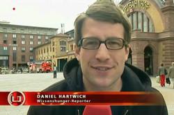 Daniel Hartwich Wissenshunger 2009
