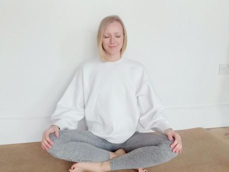 Pranayama Practice - 4-7-8 Breathing