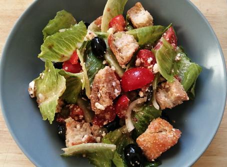 Kalymnian-Style Salad