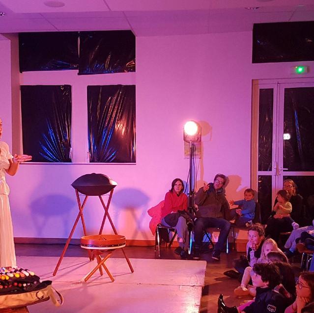 contes illustrés - spectacle jeune public - Cie Ôokaï