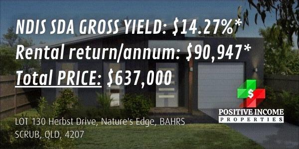 LOT 130 Herbst Drive, Nature's Edge, BAHRS SCRUB, QLD, 4207