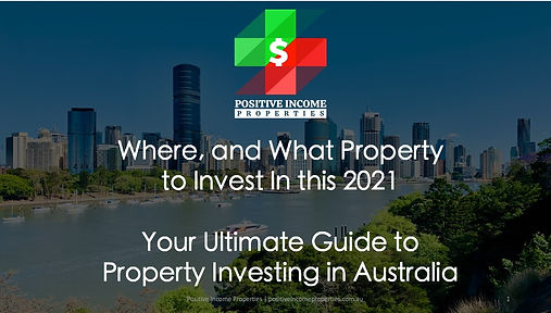 Where and What Property to Invest in 202