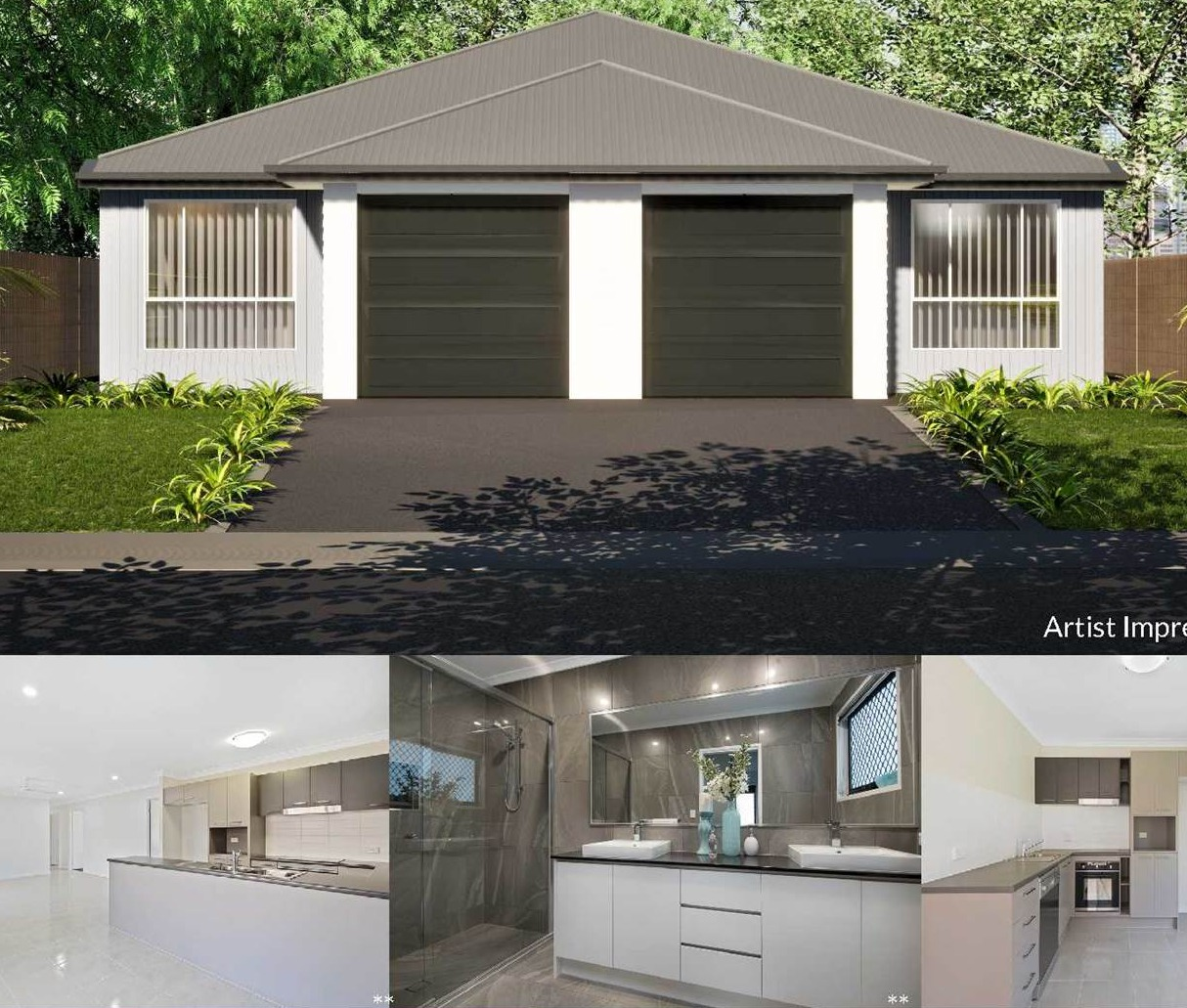 Lot 24 Dominique Way, Flinders View Ipswich, QLD 4305