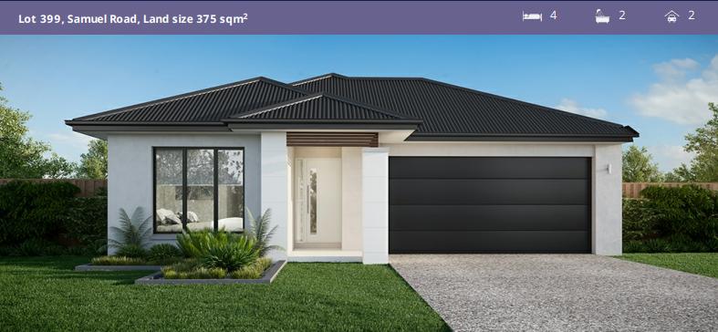 Lot 399 Samuel Road Griffin, QLD 4503