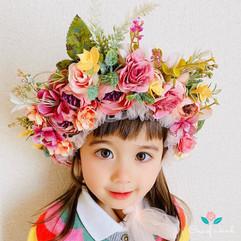 floral bonnet newborn #4(1).JPG