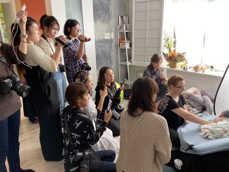 newborn workshop in Japan organized by Mimosa House (70).HEIC