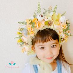 floral bonnet newborn #5.JPG