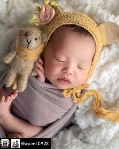 newborn felt & hat #2.jpg