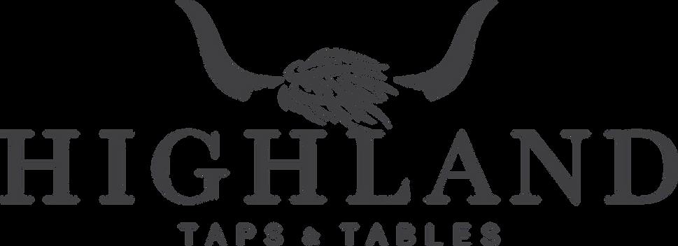 HighlandTapsAndTables_Logo_Transparent_F