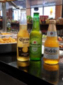 Corona, heineken, modelo, beers