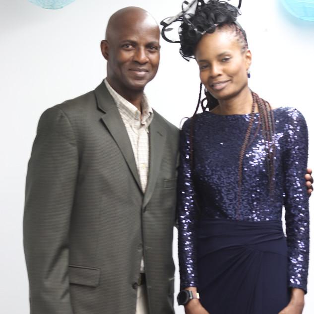 Pastor & Mrs Olumuyiwa Fajolu