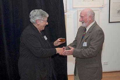 Terry Napier Celia Rosser Medal