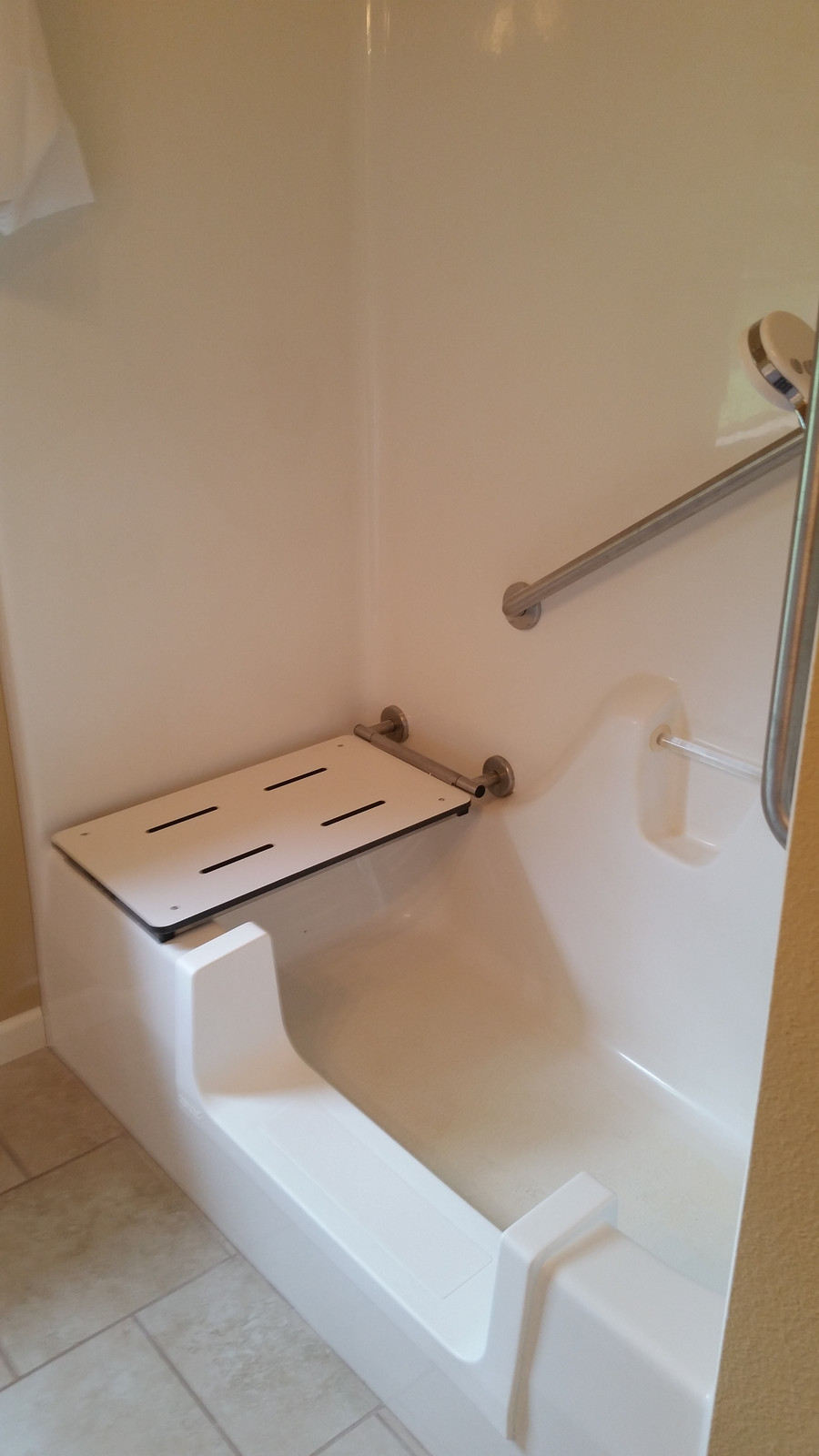 The Tub Pros LLC. Your #1 Mid-South Tub Refinishers   Accessibility