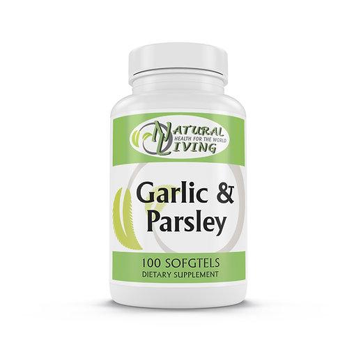 Garlic & Parsley Oil