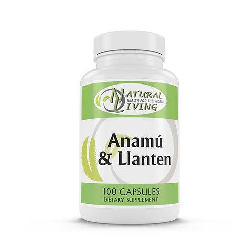Anamú & Llantén