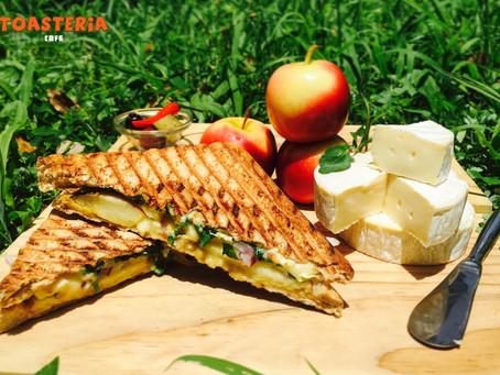 只有好好好食材:布里起司 Only the good stuff:Brie Cheese