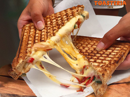 The largest, most creative panini menu on the planet!