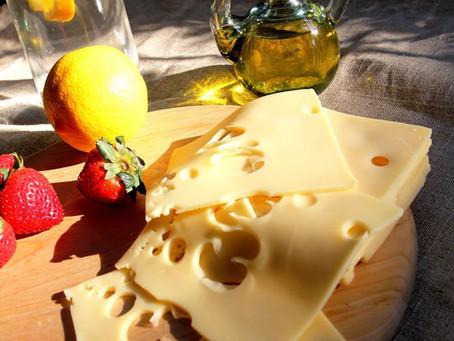 只有好好好食材:瑞士起司 Only the good stuff : Swiss Cheese