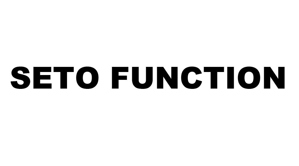 1F SETO FUNCTION