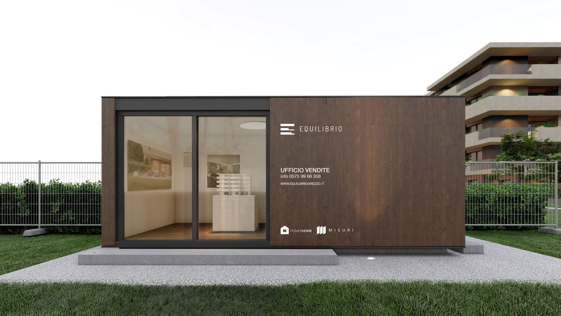 Unless Design Studio | ufficio vendite equilibrio arezzo