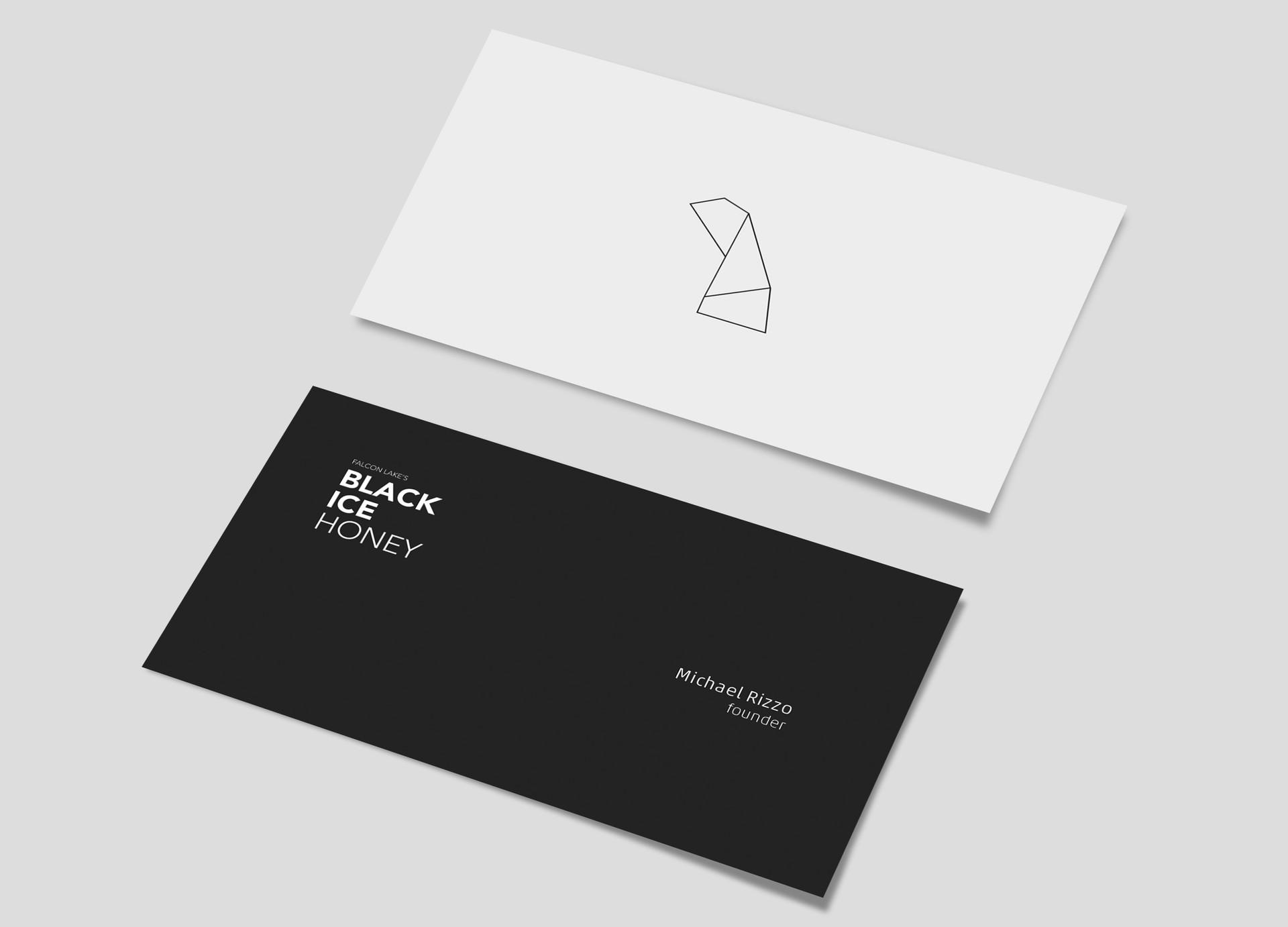 Unless Design Studio | business cards