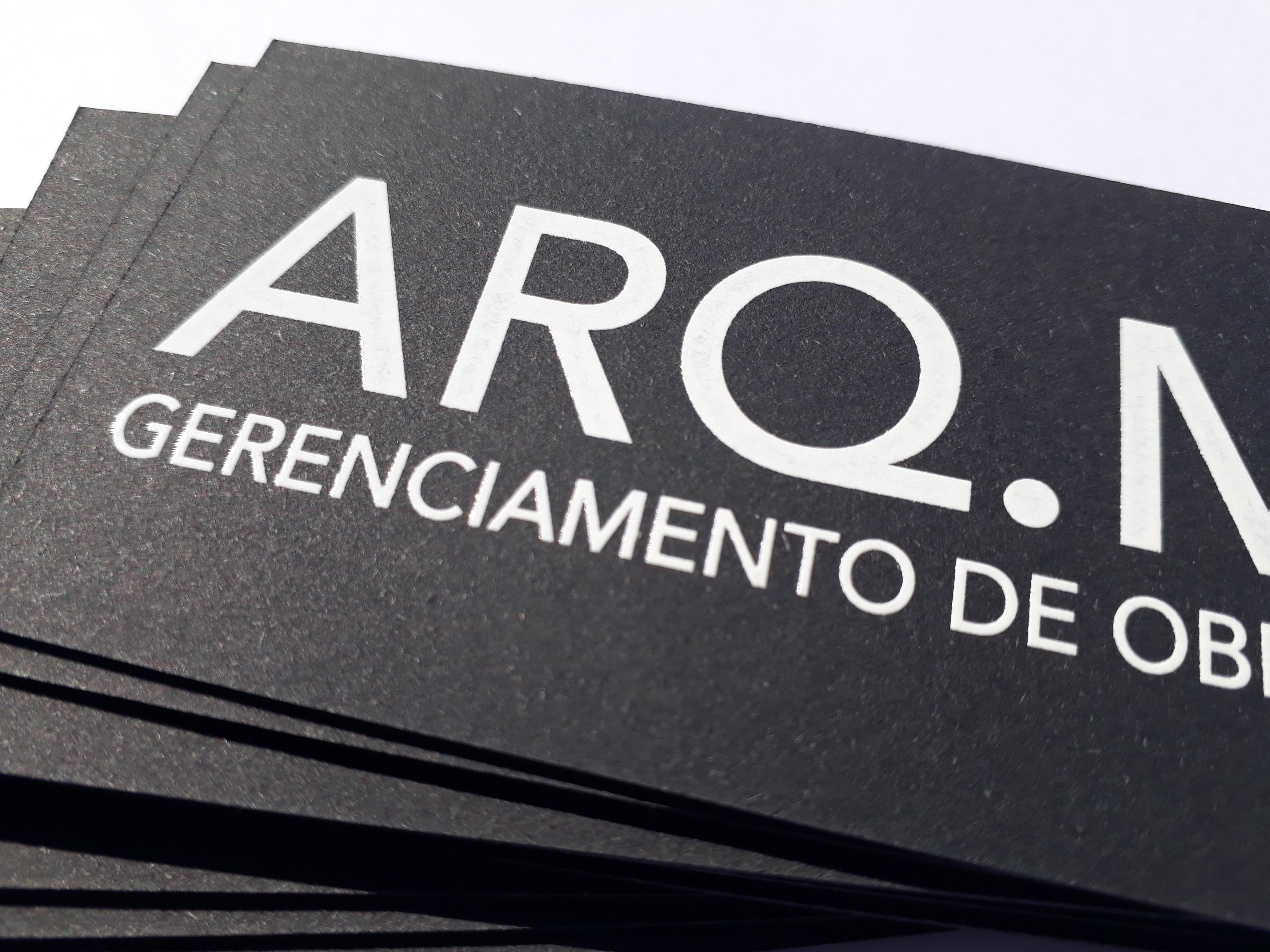 Cartão ARQ.M