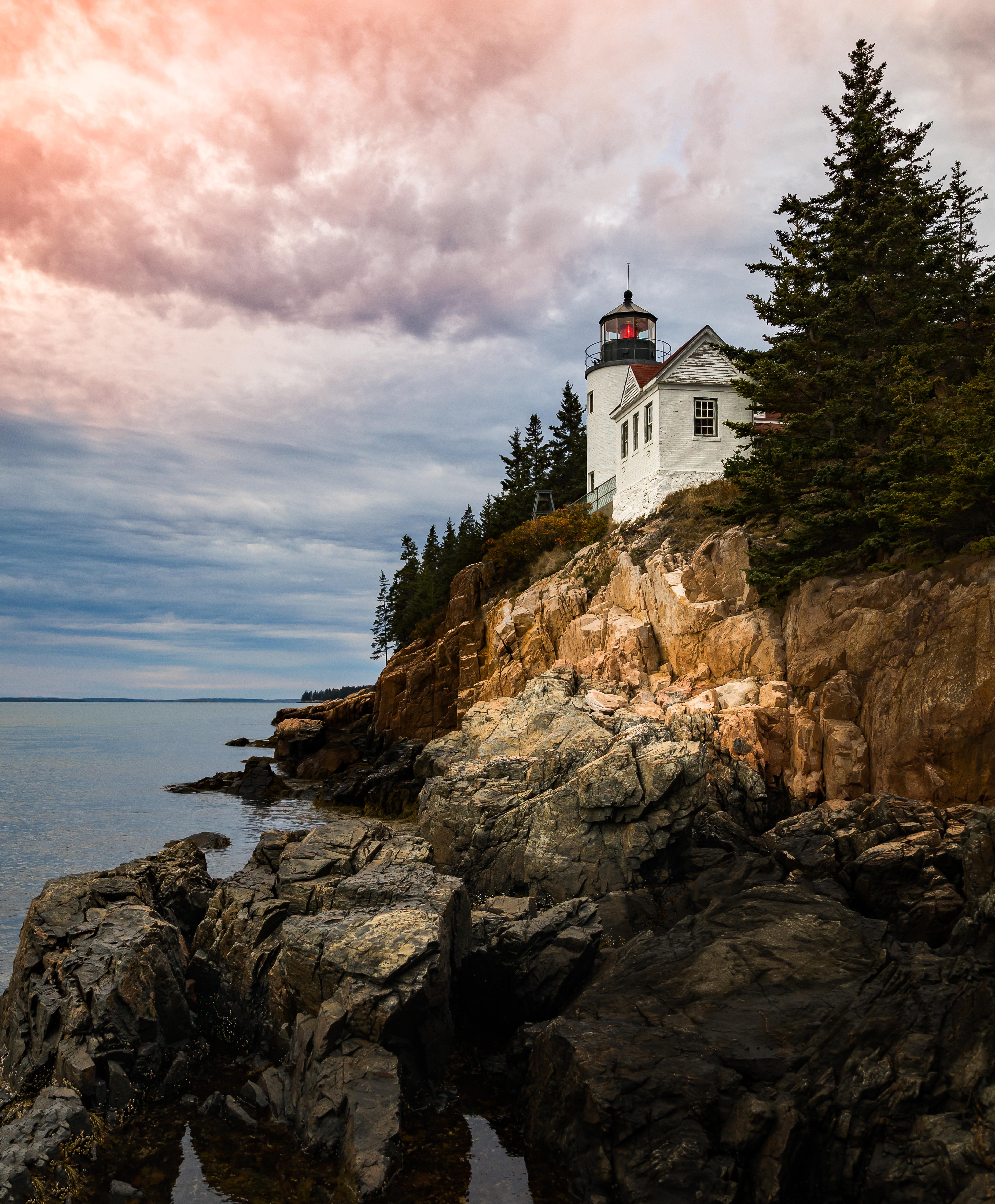 Light Upon A Rock