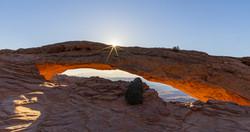 Mesa Arch, Moab 2021
