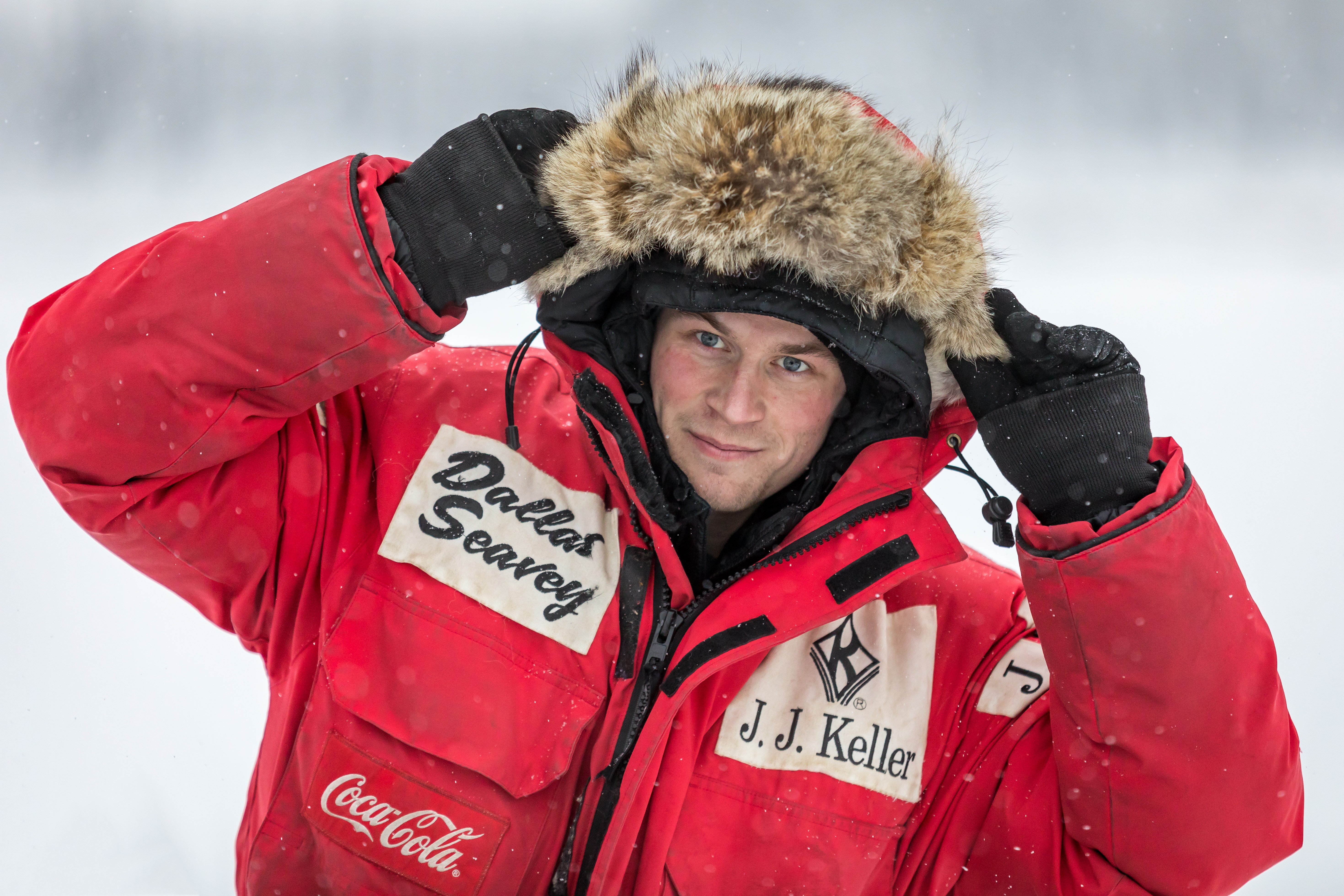 4 Time Iditarod Champ, Dallas Seavey